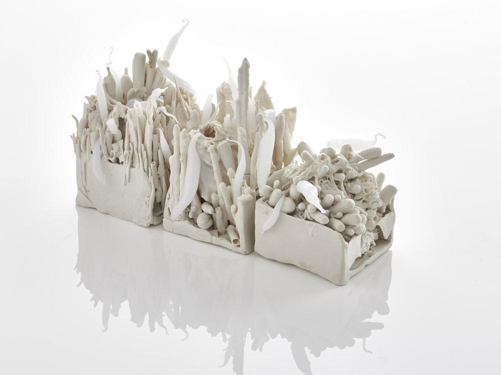 London Craft Week 2019 Lucille Lewin's Natural Ceramic Creations - Transitional Threshold I, II & III london craft week London Craft Week 2019: Lucille Lewin's Natural Ceramic Creations London Craft Week 2019 Lucille Lewin   s Natural Ceramic Creations Transitional Threshold I II III