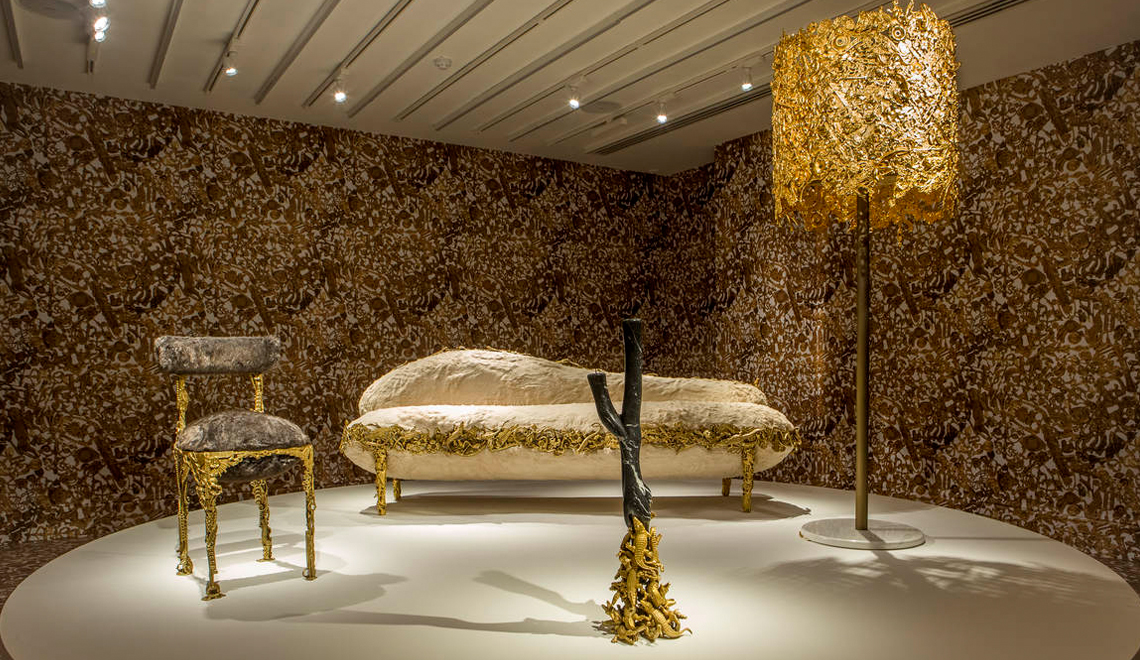 Milan Design Week 2019 Melissa and Campana Brothers' Exhibition - milan design week 2019 Milan Design Week 2019: Melissa + Campana Brothers' Crochet Exhibition Milan Design Week 2019 Melissa and Campana Brothers Exhibition
