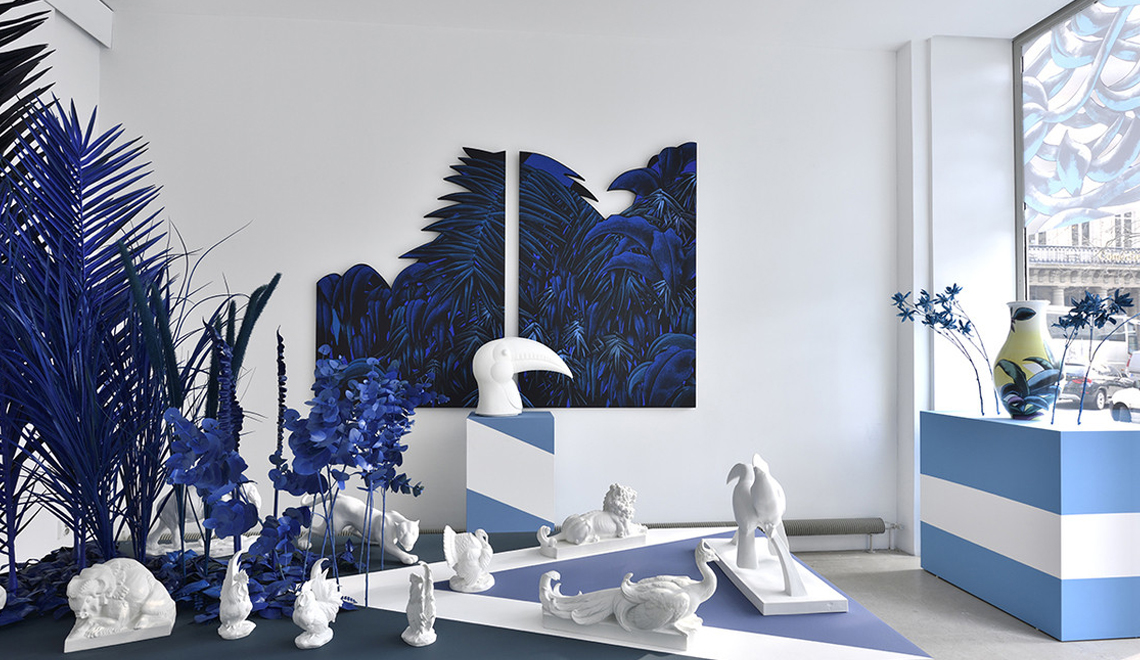 PAD Monaco 2019: Sèvres Mesmerizing Ceramic and Glassworks