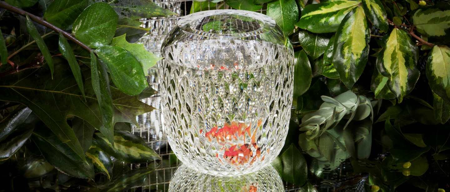 Glassworks Design by Maison Saint Louis glassworks Glassworks Design by Maison Saint Louis iSaloni 2019 Breathtaking Crystal Furniture Designs by Saint Louis Decorative