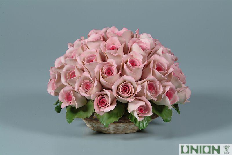 iSaloni 2019 Union Porcelain's Delicate Floral Craftsmanship Wonders - Roses isaloni 2019 iSaloni 2019: Union Porcelain's Delicate Floral Craftsmanship Wonders iSaloni 2019 Union Porcelains Delicate Floral Craftsmanship Wonders Roses