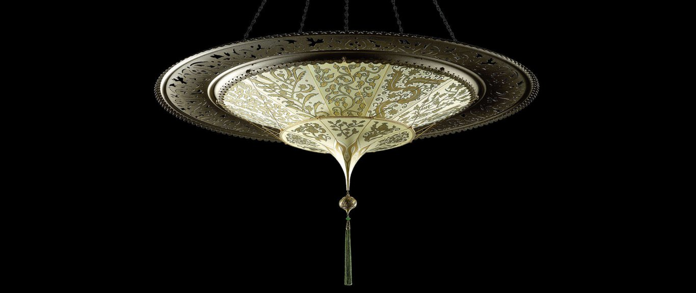 iSaloni 2019 Venetia Studium's Exquisite Lighting Designs - Sheherazade isaloni 2019 iSaloni 2019: Venetia Studium's Exquisite Lighting Designs iSaloni 2019 Venetia Studiums Exquisite Lighting Designs Sheherazade