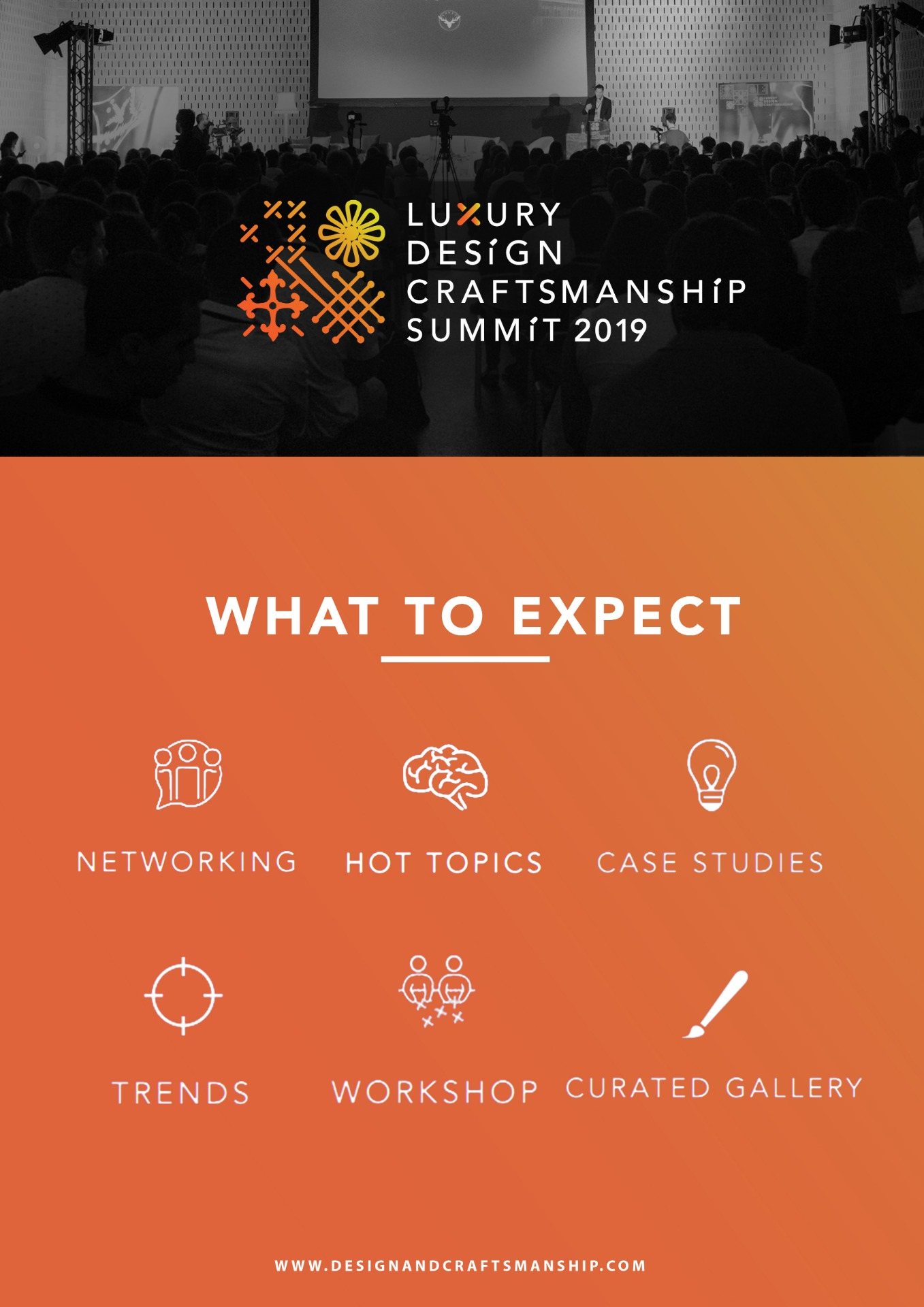 Celebrating Craftsmanship The Luxury Design+Craftsmanship Summit 2019 (1) luxury design Presenting Summit 2019 – An Event Of Luxury Design and Craftmanship Celebrating Craftsmanship The Luxury DesignCraftsmanship Summit 2019 1