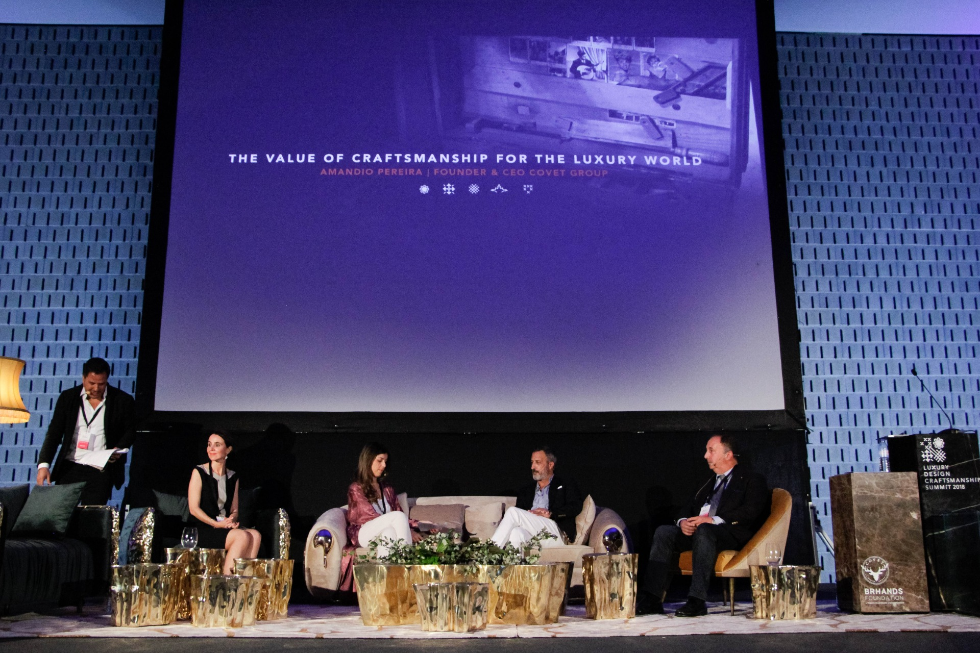 Celebrating Craftsmanship The Luxury Design+Craftsmanship Summit 2019 (5) luxury design Luxury Design+Craftsmanship Summit 2019: Celebrating Arts & Crafts in Porto Celebrating Craftsmanship The Luxury DesignCraftsmanship Summit 2019 5