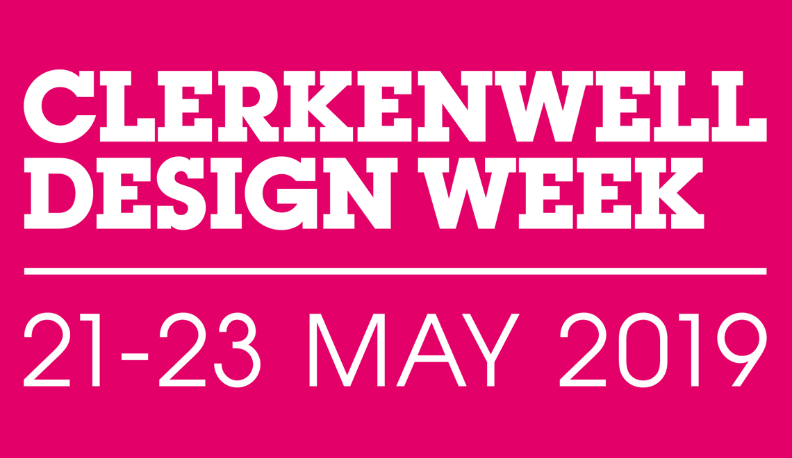 Clerkenwell Design Week 2019: Everything You Need to Know