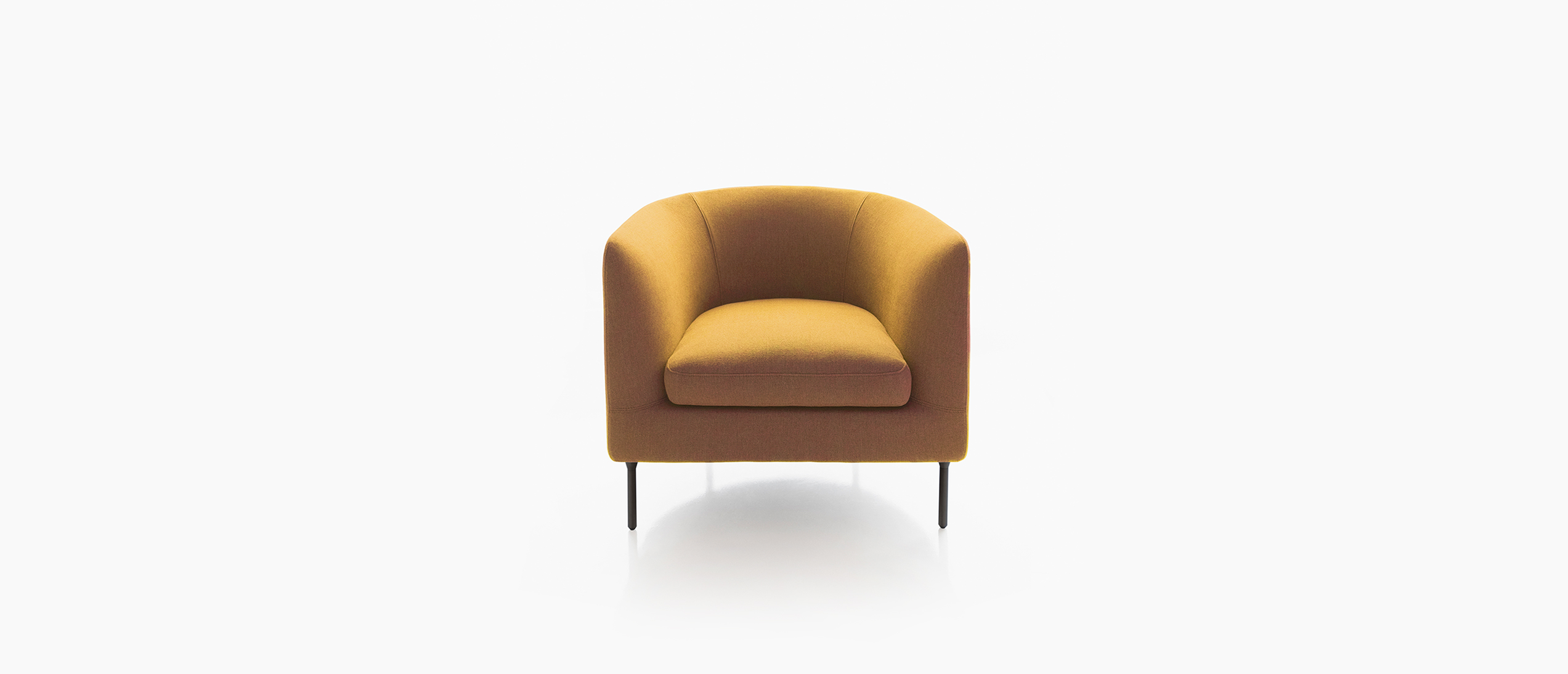 ICFF 2019 Bensen's Minimalist Contemporary Furniture Designs - Delta Club Chairs - icff ICFF 2019: Bensen's Minimalist Contemporary Furniture Designs ICFF 2019 Bensens Minimalist Contemporary Furniture Designs Delta Club Chairs