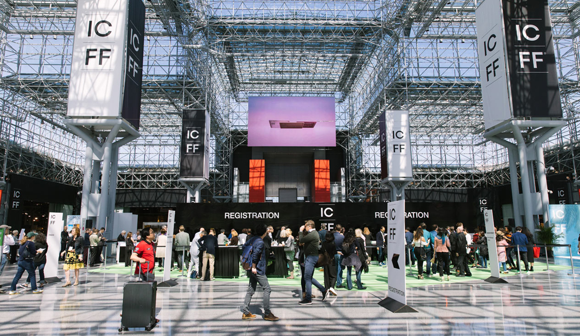 ICFF 2019 Everything You Need to Know about New York's Event - icff ICFF 2019: Everything You Need to Know about New York's Event ICFF 2019 Everything You Need to Know about New Yorks Event