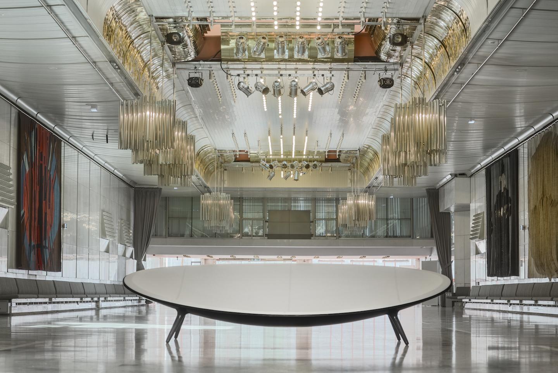 ICFF 2019 Tokio's Contemporary Avant-garde Furniture Designs - Isle Lounge - icff ICFF 2019: Tokio's Contemporary Avant-garde Furniture Designs ICFF 2019 Tokios Contemporary Avant garde Furniture Designs Isle Lounge 1 2