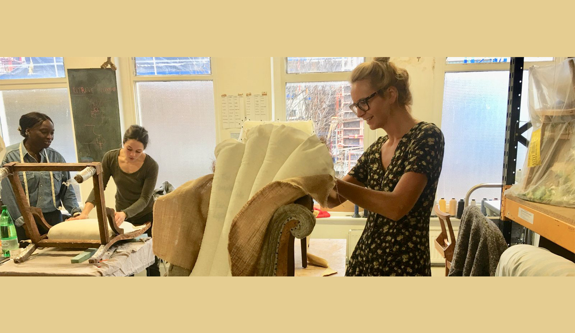 London Craft Week 2019 Upholstery Secrets by Shoreditch Design Rooms - london craft week London Craft Week 2019: Upholstery Secrets by Shoreditch Design Rooms London Craft Week 2019 Upholstery Secrets by Shoreditch Design Rooms 1 1