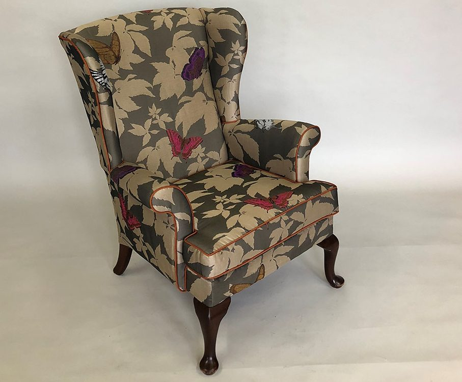 London Craft Week 2019 Upholstery Secrets by Shoreditch Design Rooms - Butterfly Chair london craft week London Craft Week 2019: Upholstery Secrets by Shoreditch Design Rooms London Craft Week 2019 Upholstery Secrets by Shoreditch Design Rooms Butterfly Chair
