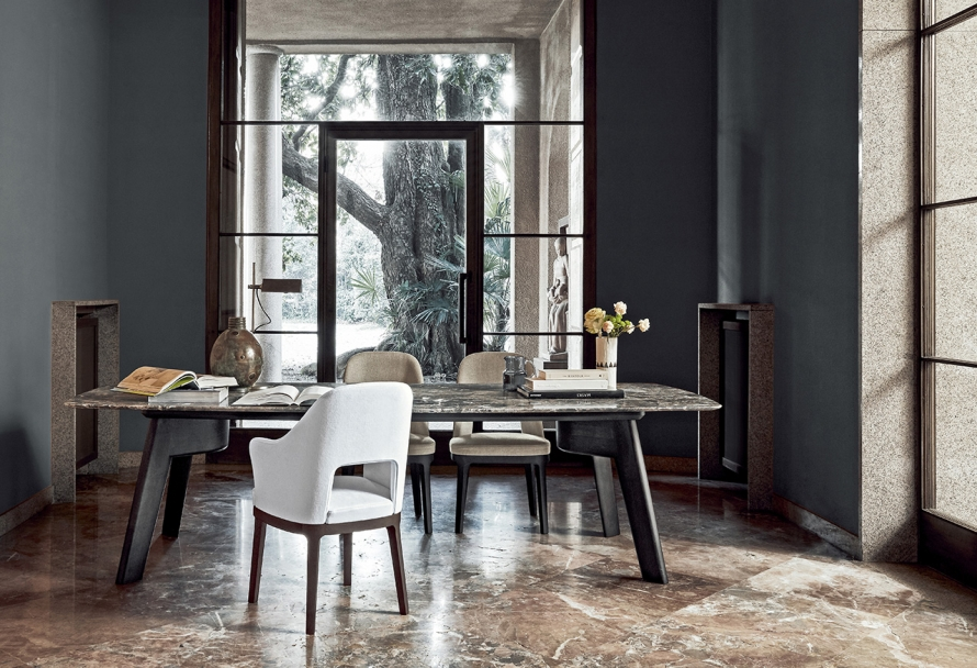 Made in Italy The Most Exquisite Craftsmanship in the World - Orlando Table - Flexform made in italy Made in Italy: The Most Exquisite Craftsmanship in the World Made in Italy The Most Exquisite Craftsmanship in the World Orlando Table Flexform