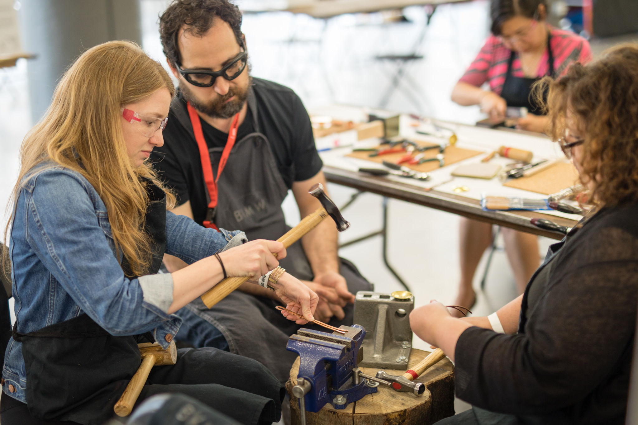 NYCxDesign 2019 The Precious Craft in Focus Festival - Metalworking nycxdesign NYCxDesign 2019: The Precious Craft in Focus Festival NYCxDesign 2019 The Precious Craft in Focus Festival Metalworking