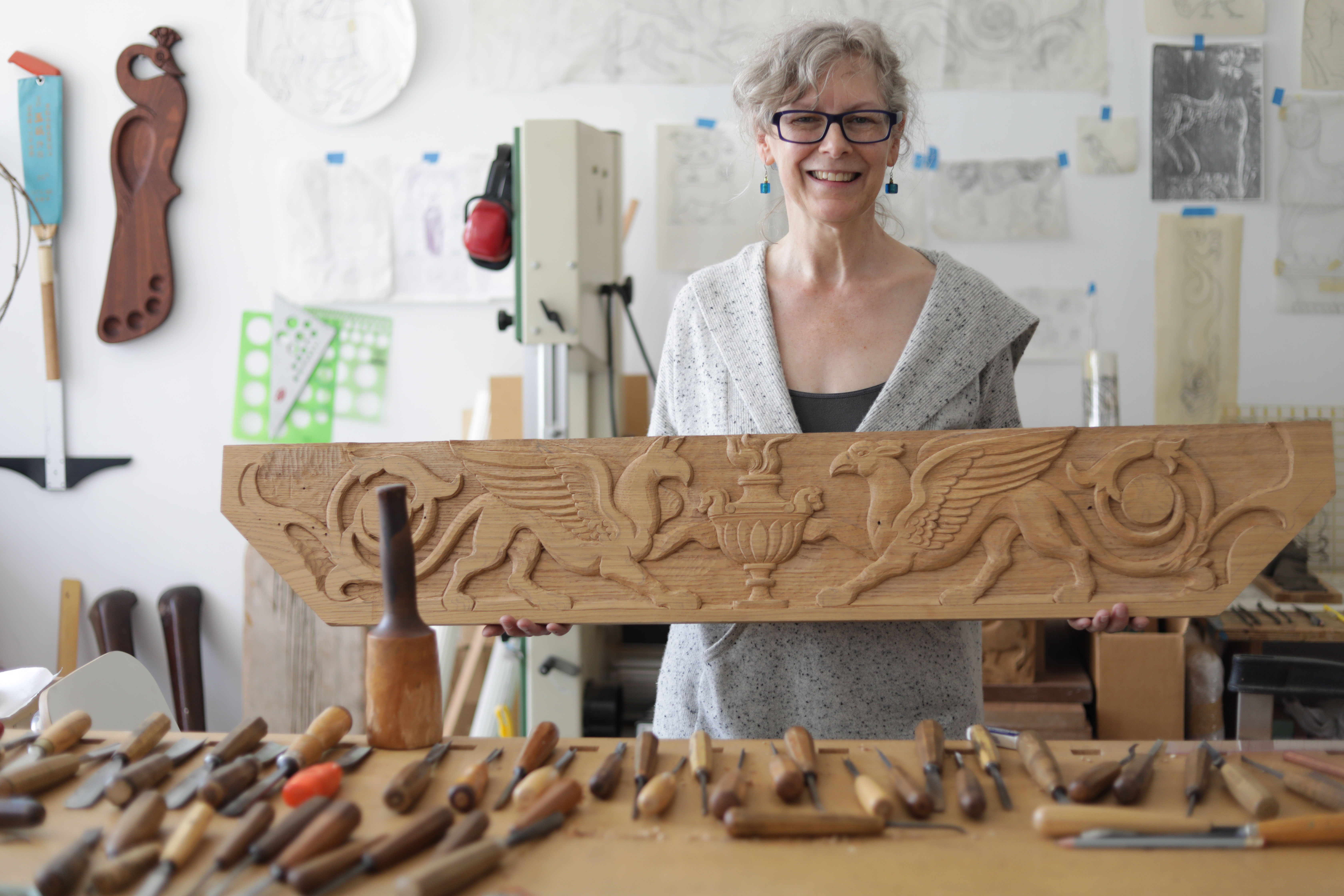 NYCxDesign 2019 The Precious Craft in Focus Festival - Wood Carving - nycxdesign NYCxDesign 2019: The Precious Craft in Focus Festival NYCxDesign 2019 The Precious Craft in Focus Festival Wood Carving