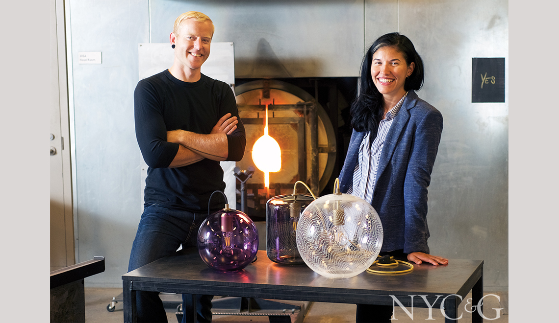 NYCxDesign 2019: The Wonders of Murano Glassworks in Brooklyn