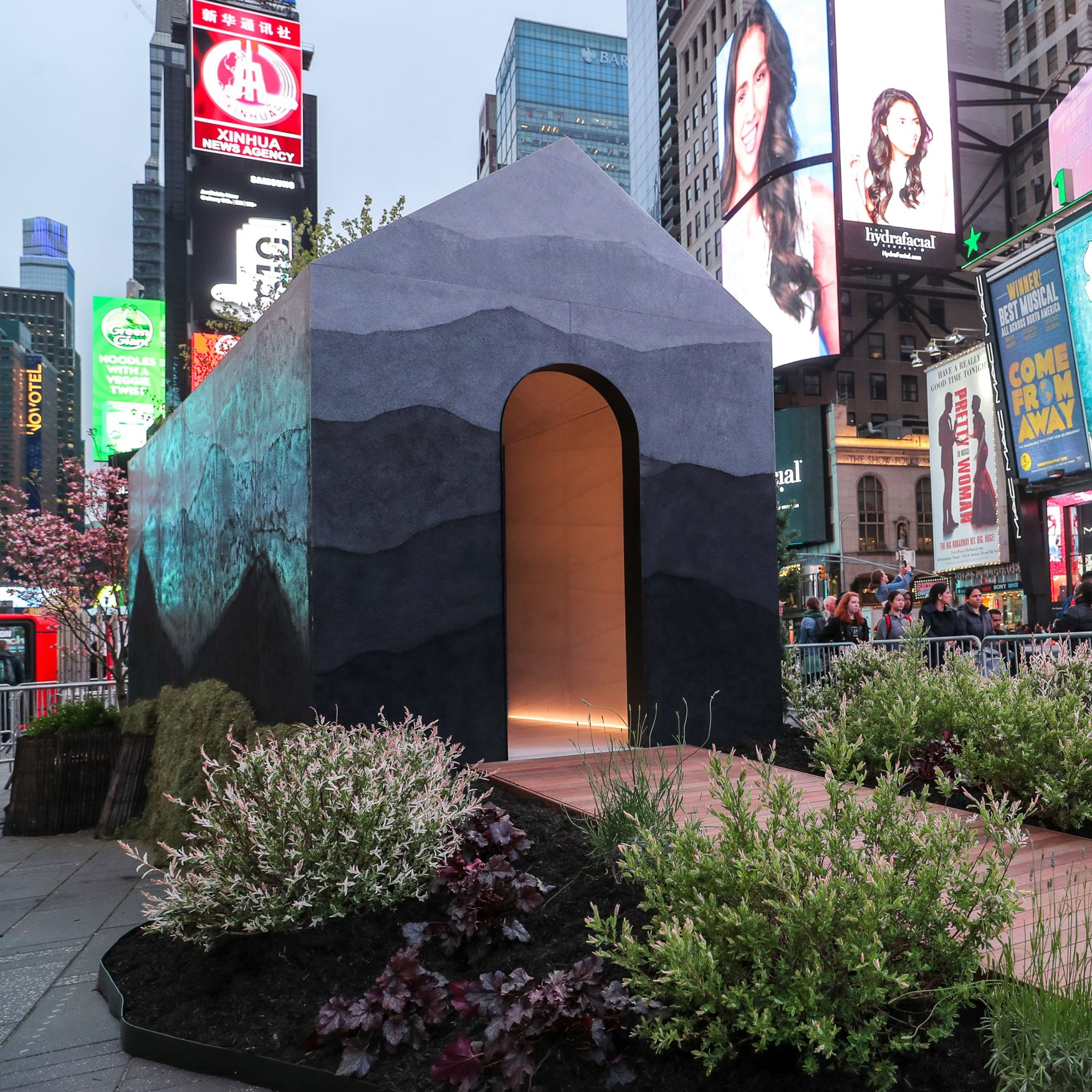 NYCxDesign 2019 Top 10 Best Exhibitions and Installations to Admire - Fernando Mastrangelo Studio - Tiny House nycxdesign NYCxDesign 2019: Top 10 Best Exhibitions and Installations to Admire NYCxDesign 2019 Top 10 Best Exhibitions and Installations to Admire Fernando Mastrangelo Studio Tiny House